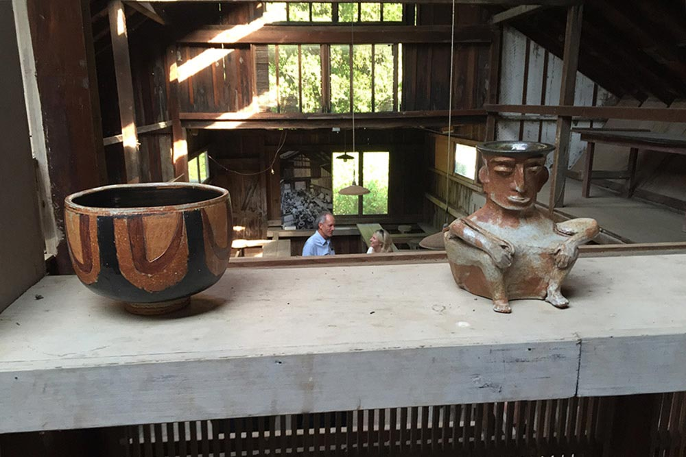 The organisation »Stewards of the Coast and Redwoods« aims to preserve the ceramics workshop and its history in cooperation with other partners. Photo provided by permission from Stewards of the Coast and Redwoods