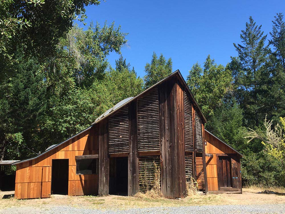 Pond Farm Pottery was put on the National Register of Historic places at the National level of significance on June 17, 2014. Photo provided by permission from Stewards of the Coast and Redwoods